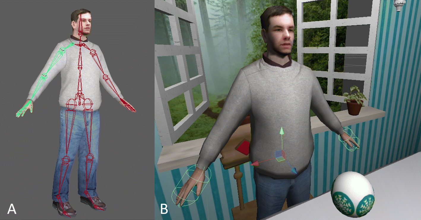 Kinect | TBI Rehabilitation
