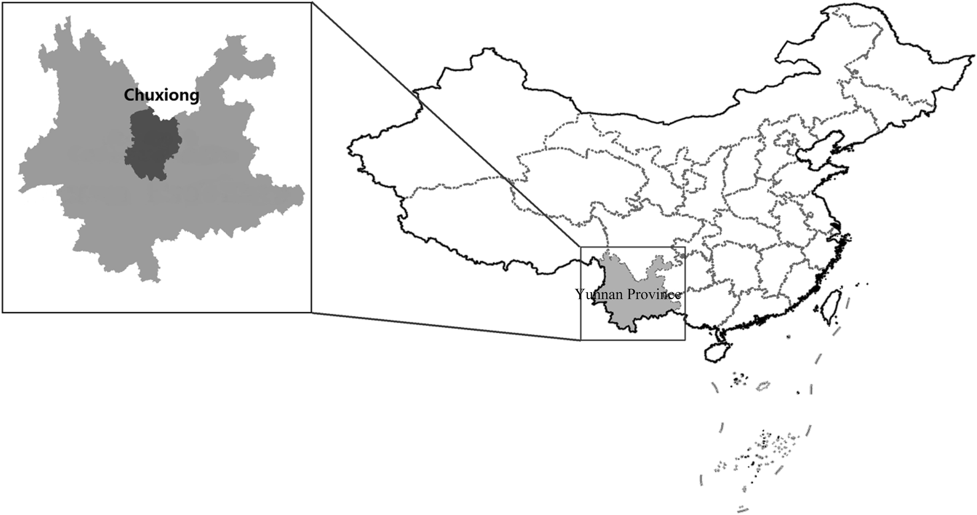 An Ethnobotanical Survey Of Edible Fungi In Chuxiong City Yunnan Buy Wholesale Short Circuit Detector From China Fig 1