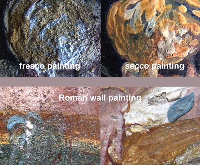 what is the binder in encaustic painting