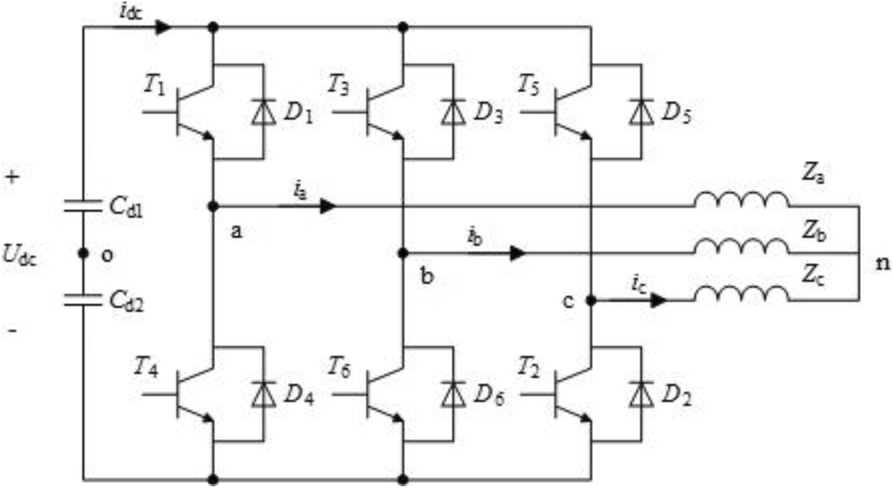 A new ensemble-based clifier for IGBT open-circuit fault ... Han Sin Volt Motor Wiring Diagram on