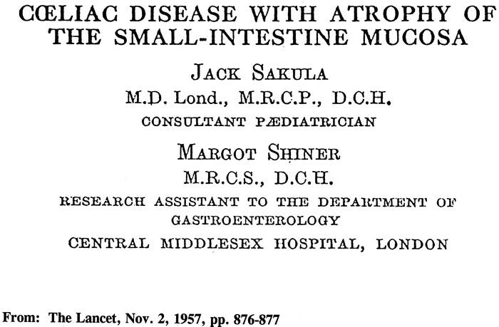 The Development of Pediatric Gastroenterology: A Historical Overview