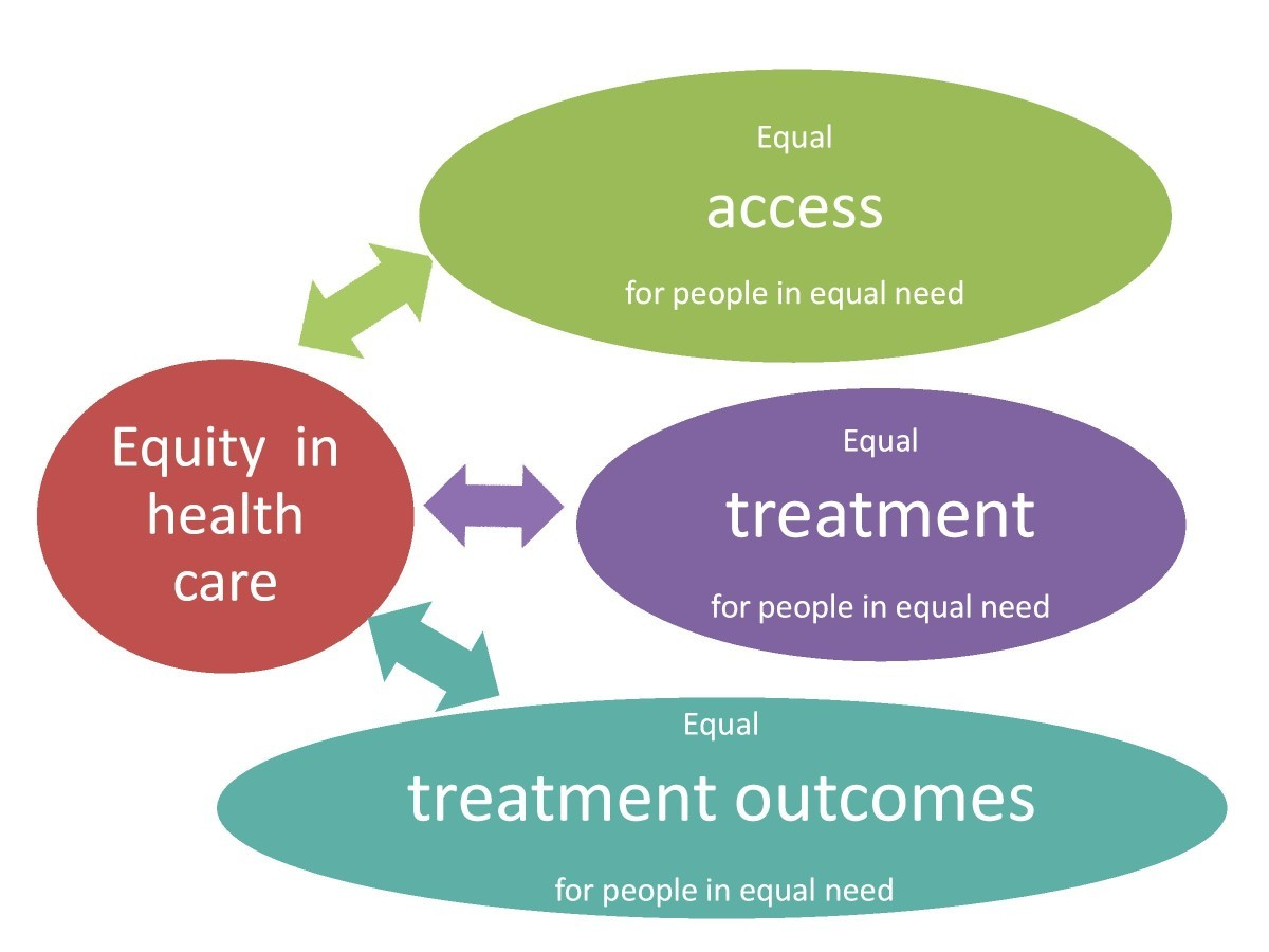The equity dimension in evaluations of the quality and ...
