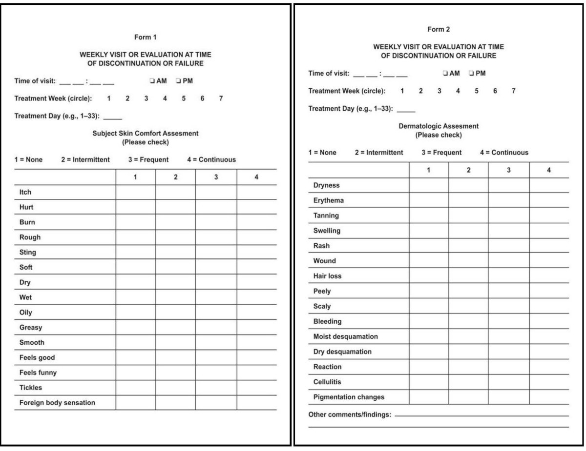It's just a picture of Comprehensive Printable Skin Assessment Form