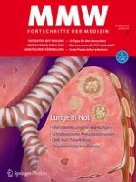 MMW - Fortschritte der Medizin