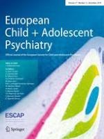 European Child & Adolescent Psychiatry