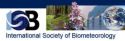 International Society of Biometeorology Logo