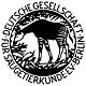 Logo for Deutsche Gesellschaft für Säugetierkunde, e.V. – DGS (German Society for Mammalian Biology)