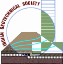 Logo for Indian Geotechnical Society