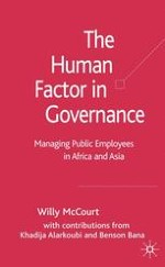 Introduction: The Human Factor in Governance