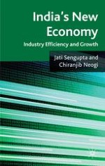 The New Knowledge Economy and India's Growth