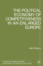 The Enlargement Problematic: Heterogeneity, Catching up and Convergence
