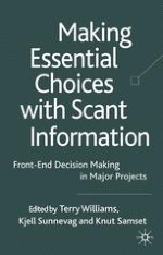 Decisions Made on Scant Information: Overview