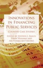 Innovative Public Finance: Definition, Practice and Context