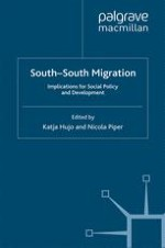 Linking Migration, Social Development and Policy in the South — An Introduction