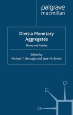 Introductory Comments, Definitions, and Research on Indexes of Monetary Services