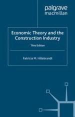 The Nature of Construction Economics
