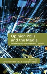 The Media and Their Use of Opinion Polls: Reflecting and Shaping Public Opinion