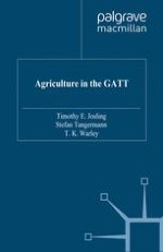 The GATT's Origins and Early Years