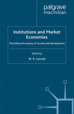 Introduction: Economic Growth and Development — An Institutional Perspective