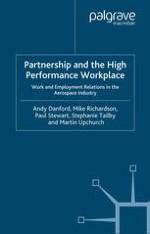 Modernization and Workplace Relations
