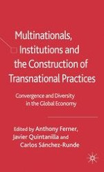 Introduction: Multinationals and the Multilevel Politics of Cross-National Diffusion