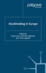 Stockholding: A European Comparison