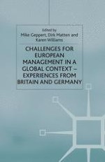 Introduction: Challenges for European Management in a Global Context — Introduction, Approaches and Directions of Future Research