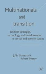 Multinational Strategy and Industrial Transformation