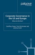 Corporate Governance in the US and Europe: Where Are We Now?