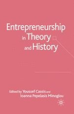 Entrepreneurship in Theory and History: State of the Art and New Perspectives