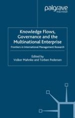 Knowledge Governance and Value Creation