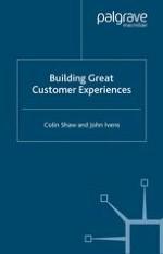 The customer experience tsunami