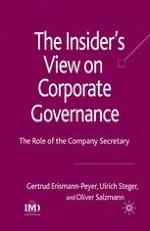 The Evolution of Modern Corporate Governance