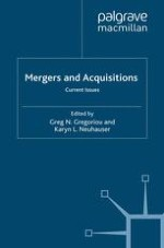 Mergers and Acquisitions: A Global View
