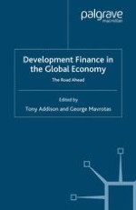 Development Finance in the Global Economy: The Road Ahead