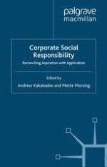 Introduction: Corporate Social Responsibility — Reconciling Aspiration with Application