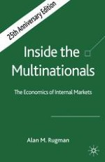 Multinationals and the New Theory of Internalization