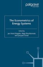 Energy Quantity and Price Data: Collection, Processing and Methods of Analysis
