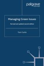 "Corporate Reputation in a ""Green"" World"