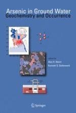 Arsenic thermodynamic data and environmental geochemistry