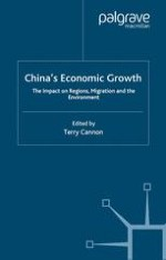 Introduction — The Economic Reforms, Demographic Processes and Environmental Problems