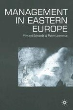 Management in Central and Eastern Europe: the legacy of the past