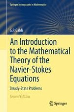 I Steady-State Solutions of the Navier–Stokes Equations: Statement of the Problem and Open Questions