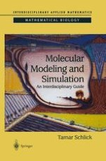 Biomolecular Structure and Modeling: Historical Perspective