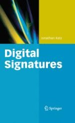 Digital Signatures: Background and Definitions