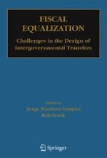 Challenges in the Design of Fiscal Equalization and Intergovernmental Transfers