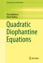 Why Quadratic Diophantine Equations?
