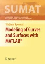 Modeling of Curves and Surfaces with MATLAB® | springerprofessional de