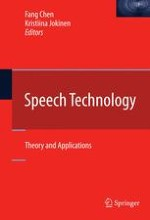 History and Development of Speech Recognition