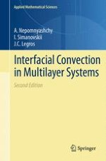 Introduction. Models of Interfacial Convection